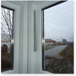 Træ alu vinduer test